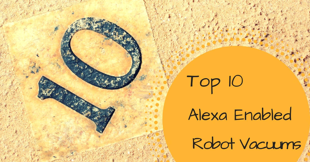 best robot vacuum that works with alexa