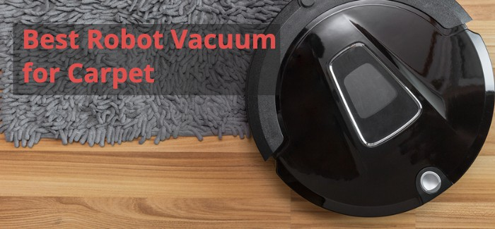 best robot vacuum on a carpet