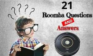 Roomba Questions